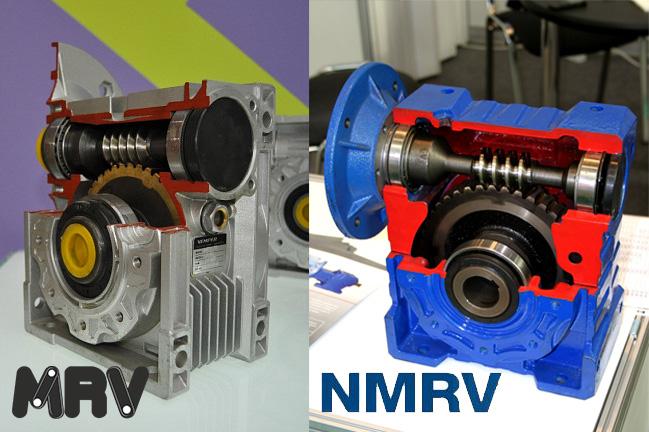 Мотор-редуктор NMRV MRV купить